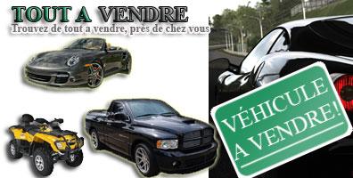 vehicule a vendre auto camion petites annonces class es gratuite montreal trois rivieres. Black Bedroom Furniture Sets. Home Design Ideas